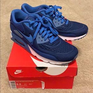 102591de5c9ab Nike Shoes - Nike Air Max 90 Ultra Coastal Blue Size 9.5